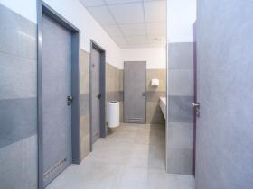 24 GIA clinic sociální zázemí WC