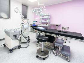 16 GIA clinic zákrokový sál - vyšetřovna