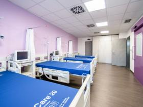 21 GIA clinic - dospávací pokoj 2